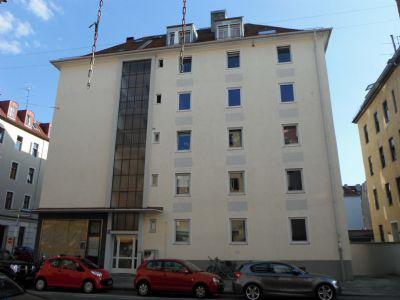 --Kapitalanlage-- Zentrales 1-Zimmer-Appartement an der Georgenstraße!