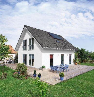jetzt zugreifen f r ihr traumhaus mit solaranlage in einer. Black Bedroom Furniture Sets. Home Design Ideas