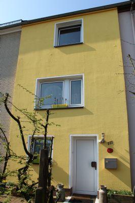 Liebenswertes Reihenmittelhaus mit Garten in ruhiger Lage in Bremen, Nähe City