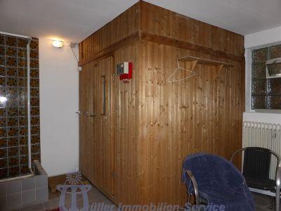 Sauna/Dusche