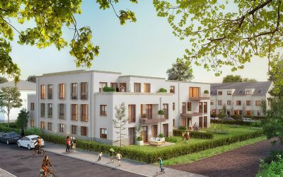 - hochwertige Erdgeschosswohnung mit großzügigen Gartenanteil -