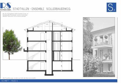 rs wohnbau pasing w rm dreizimmerwohnung mit zus tzlichem taghellem 110m atelier wohnung. Black Bedroom Furniture Sets. Home Design Ideas