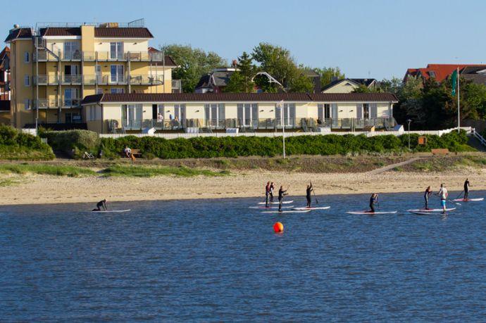 Hochwertige 2-Zimmer-Ferienwohnung direkt am Wattenmeer