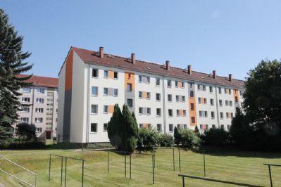 Moderner Neuanstrich der Fassade im Jahr 2016