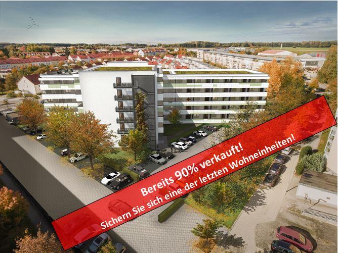 Verkaufsstart erfolgt! Neubauprojekt Markt Schwaben 3.27 Apartment ...