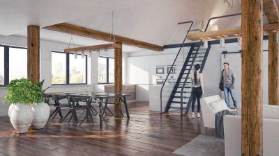 Zauberhafte 3 Zimmer Maisonette mit 2 großen Terrassen und toller Ausstattung!