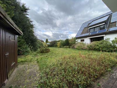Baugrundstück mit positivem Bauvorbescheid für vier Reihenhäuser in Norderstedt