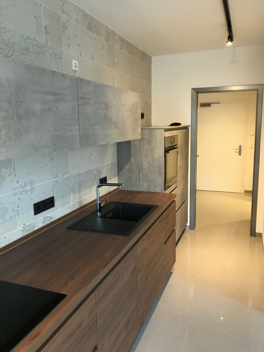 Zentrales, LUXURIÖSES Wohnen im NEUBAU - außergewöhnlich! Wohnung ...