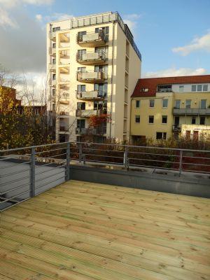 Terrasse 1. OG Beispielbild vom Reihenhaus C