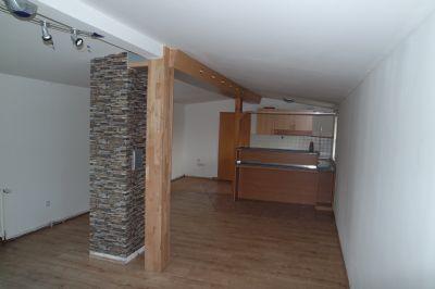 Wohnzimmer mit Küche OG