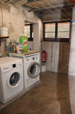 Wasch- Trockenraum