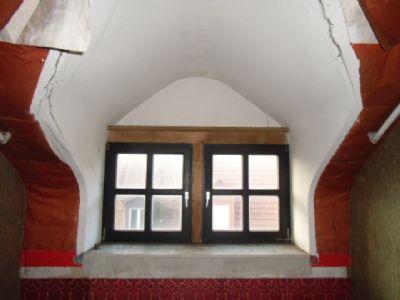 Dachgeschoss Gaube
