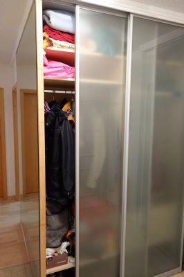 Einbauschrank im Flur/Garderobe