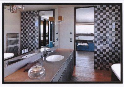 sch ne eigentumswohnung in marco polo tower wohnung hamburg 2c6vj4s. Black Bedroom Furniture Sets. Home Design Ideas