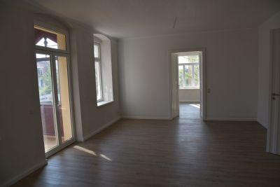 Wohnzimmer, Eingang Küche