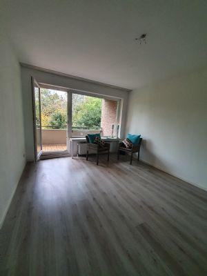 2-Zimmer-Wohnung mit Balkon in Gete zu vermieten