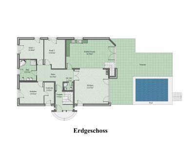 Raumaufteilung EG