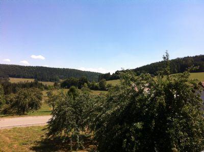 Blick von Loggia nach Süd