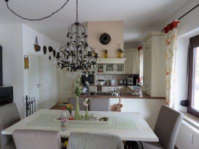 Küche und Essplatz im EG, WH