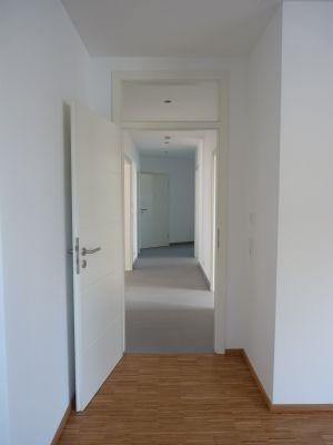Blick von Zimmer I in Flur