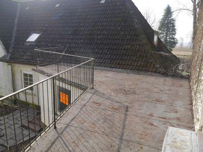 Gästehaus Dachterrasse