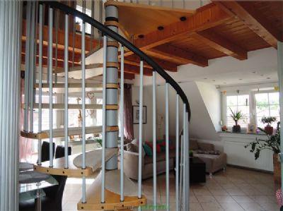 WohnEssbereich Wohnung DG
