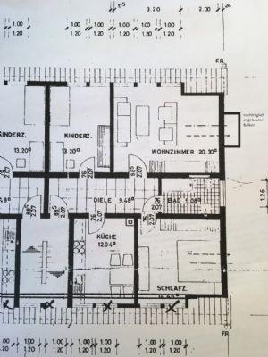 3,5-Zimmer Wohnung mit Balkon in Bergkamen-Weddinghofen