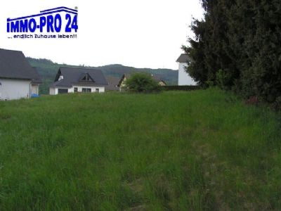 Grundstück mit unverbaubarem Panoramablick in Bad Laasphe