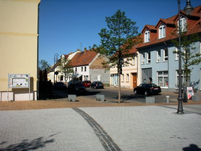 Teilansicht Leipziger Straße