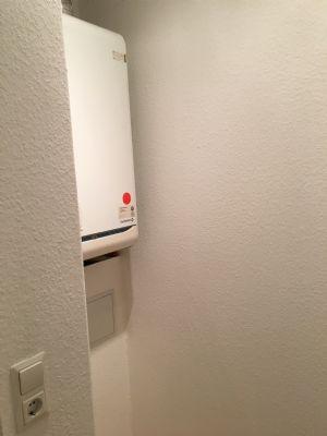Die Abstellkammer innerhalb der Wohnung