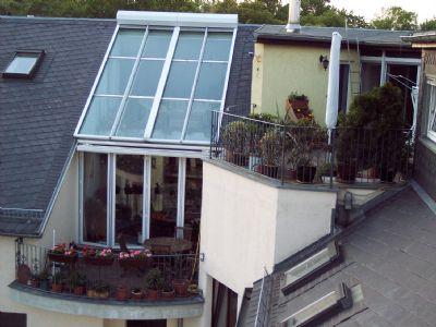 Terrasse + Balkon