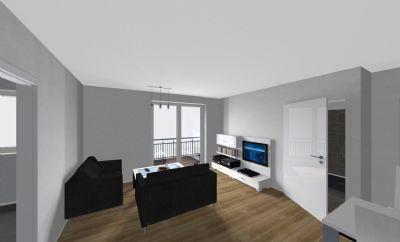 2/3/4-Zimmer-Wohnungen-barrierfrei-NEUBAU in Harpstedt zu vermieten