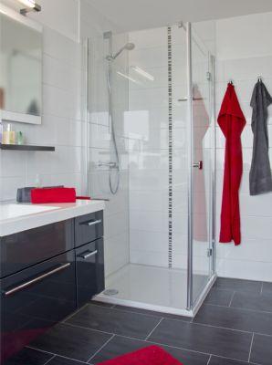 Beispiel - Flache Dusche