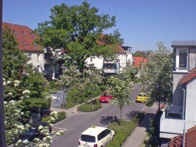 Einblick in die Rathenaustraße
