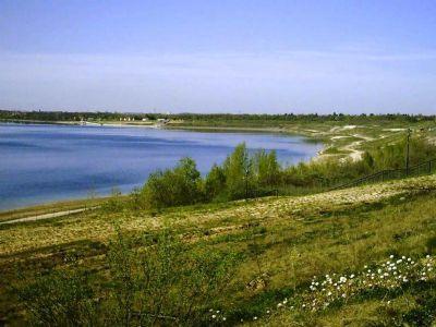 Ansicht Markkleeberger See