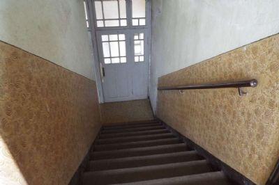 Treppe massiv