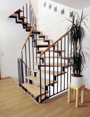 Aspekt 110 -Stahltreppe