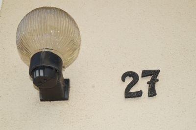 Ihre neue Hausnummer