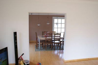 Wohnzimmer, durchgang ins Esszimmer