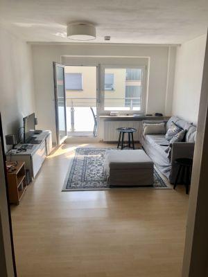 Sehr schöne 28 m² 1-Zimmer-Wohnung mit Balkon in Bornheim