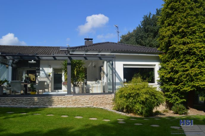 Wintergarten Pool exklusiver bungalow mit modernem raumkonzept wintergarten pool