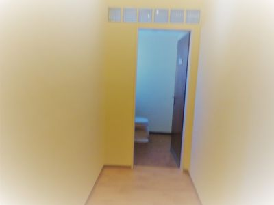 Vorraum mit Gäste-WC