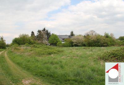 Grundstück von Süden