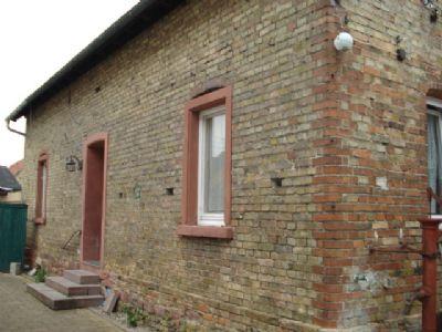 Eingang Vorderhaus (Hofseite)