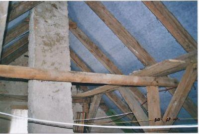 Dachgeschoss zum Ausbau