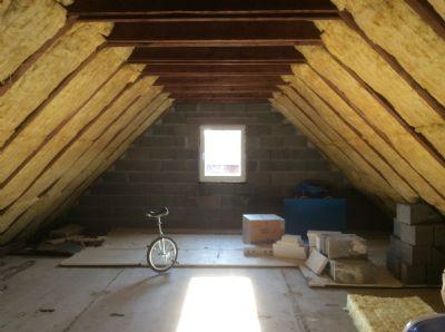 Dachgeschoss I - Ausbaureserve