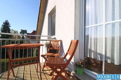 Balkon (Möbeln nicht inbegriffen)