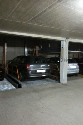 Erlangen Garage, Erlangen Stellplatz