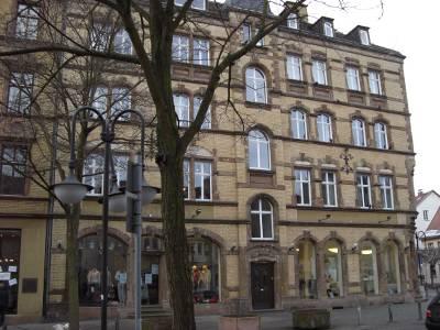 Helle schöne Wohnung in Südlage St. Johanner Markt City 2.OG li
