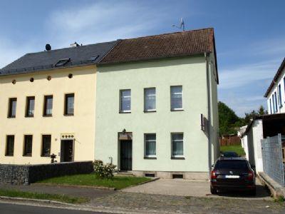 Doppelhaus Gesamtansicht